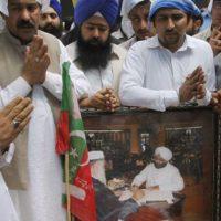 Soran Singh Protest