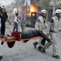 Suicide Attacks in Syria