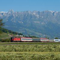 Switzerland Train Attacks