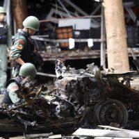 Thailand Bomb Blast