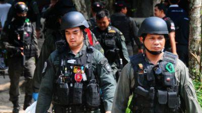 Thailand Police