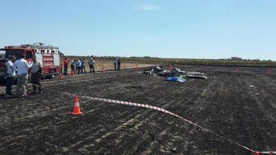 Training Plane Crash