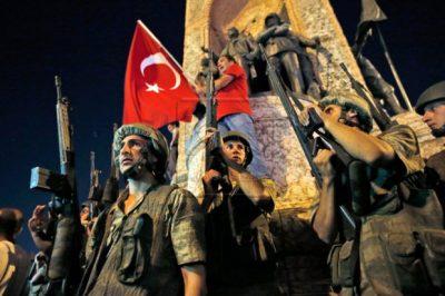 Turkey Rebellion