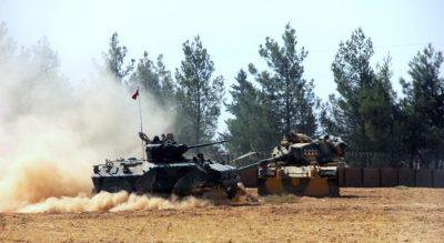 Turkey Tanks