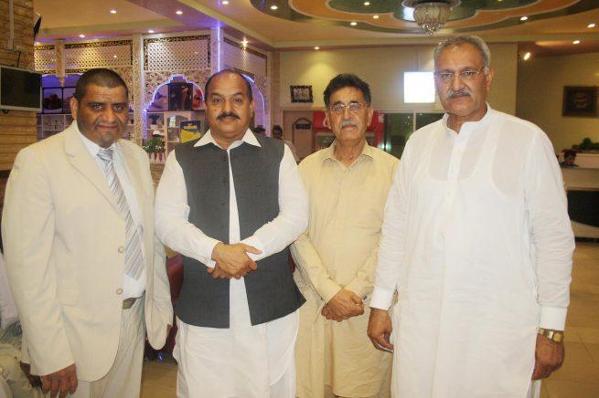 Umar Farooq Awan Dawat e Waleema