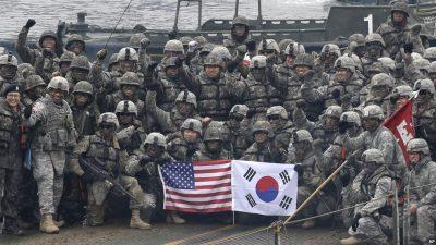 United States South Korea Military Exercises