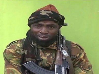 abubakar shekau Boko Haram Leader