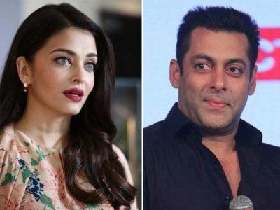 Aishwarya Rai and Salman Khan