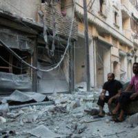 Aleppo Attack