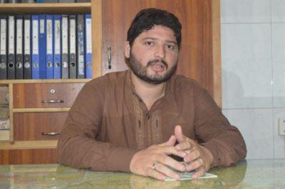 Ali Kazmi