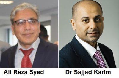 Ali Raza Syed - Sajjad Karim