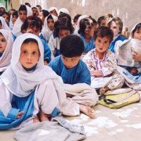 Balochistan School Students