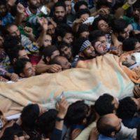 Burhan Wani Martyrdom