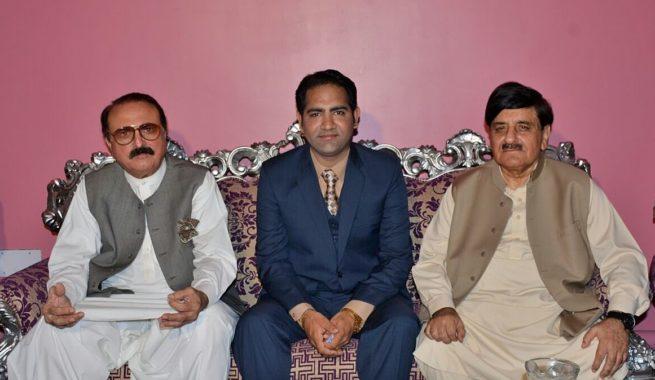 Faisal Mushtaq Bhatti Wedding Reception