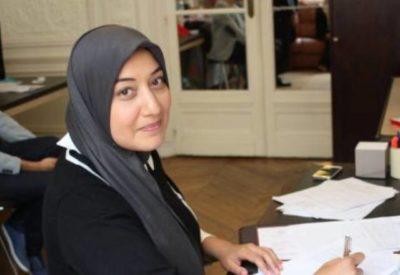 Hijab Working Women