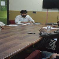 ISO Moharram Meeting
