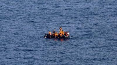 Immigrants Boat