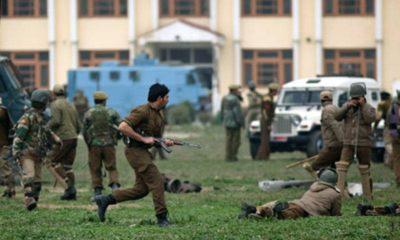 Indian Headquarters Attack
