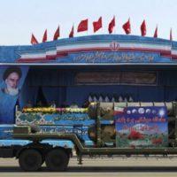 Iran Military Prade