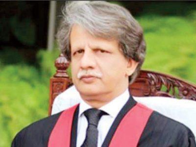 Justice Sheikh Azmat Saeed