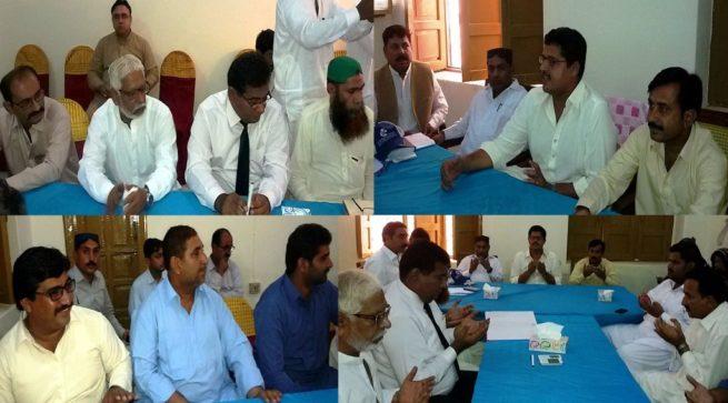 K.N.Shah, Munciple Committee Ejlaas