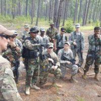 Pak America Military Exercises