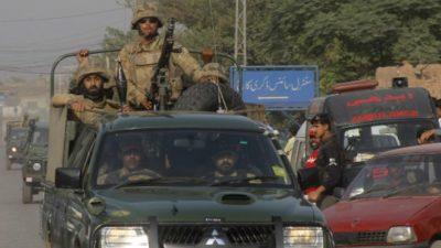 Pakistan Army Troops