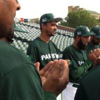 Pakistani Baseball Team