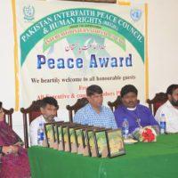 Peace Award Ceremony