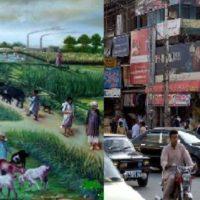 Rural and urban life