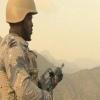 Saudi Soldier