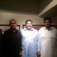 Tariq Rafeeq Meeting