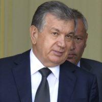 Uzbekistan President