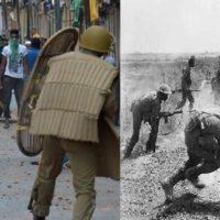 War September and Issue Kashmir