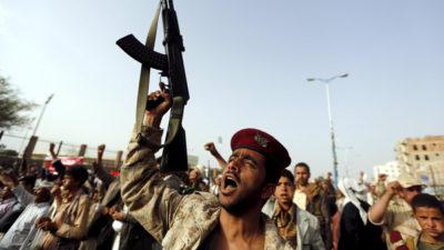 Yemen Fighters