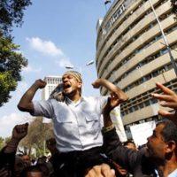 Yemeni Workers Protest