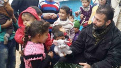 Aleppo Children Toys