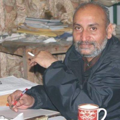Azhar Gohari