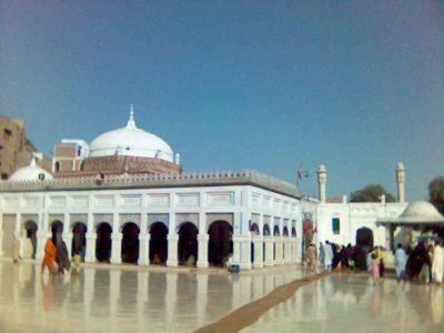 Baba Fareed Tomb