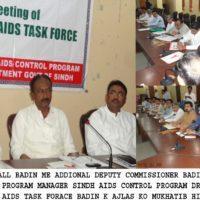 Badin AIDS Control Programme