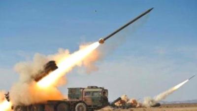 Ballistic Missiles Attack