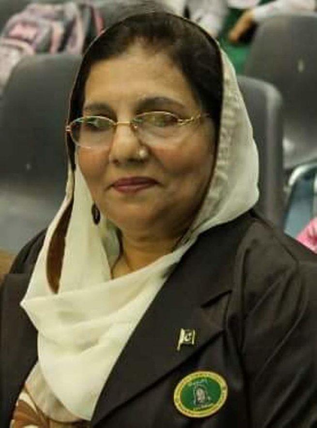 Begum Safia Ishaaq