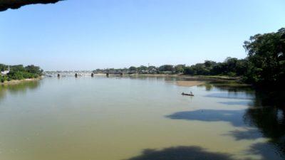 Brahma Putra River