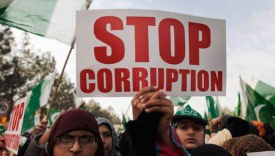 Elimination of Corruption