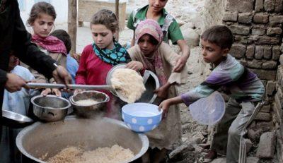 Food shortage