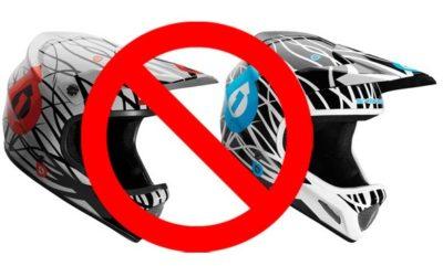 Helmet Ban
