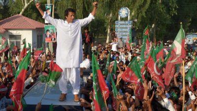 Imran Khan Long Maarch