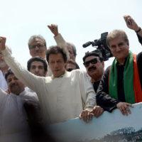 Imran Khan Protest