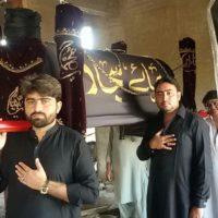 K.N.Shah, Ziyarat Imam Sajjad a.s Baramad