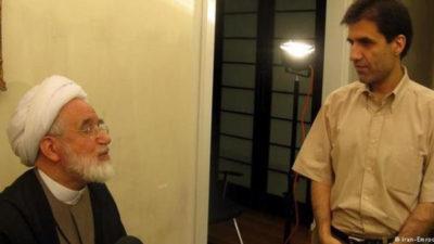 Karroubi Son Trial